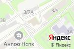 Схема проезда до компании Витале в Перми
