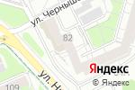 Схема проезда до компании Attention в Перми