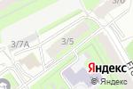 Схема проезда до компании Тактика в Перми