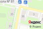 Схема проезда до компании На Загарье в Перми