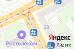 Схема проезда до компании Связной в Перми