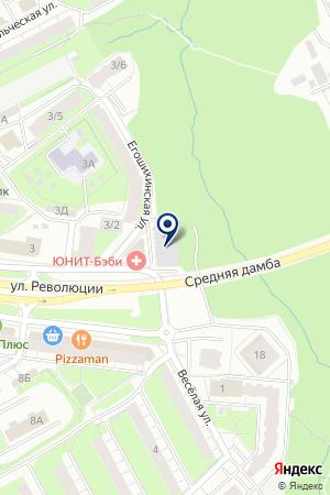 ТУРИСТИЧЕСКОЕ АГЕНТСТВО А-ТУР на карте Перми