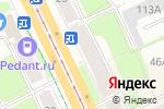 Схема проезда до компании НЕВСКИЕ ЛОМБАРДЫ в Перми