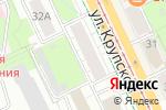 Схема проезда до компании Cartuner в Перми
