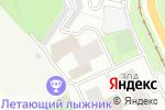 Схема проезда до компании Центр КиФ в Перми