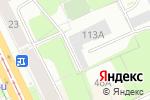 Схема проезда до компании Гранит-сервис в Перми
