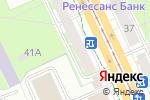 Схема проезда до компании Адвокат Маценко В.В. в Перми