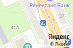 Схема проезда до компании Цветочный рай в Перми