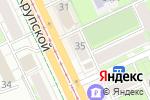 Схема проезда до компании Точка зрения в Перми