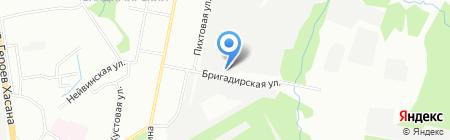 Карпаты плюс на карте Перми