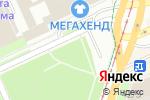 Схема проезда до компании Автодружба в Перми