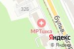 Схема проезда до компании ALEX FITNESS в Перми