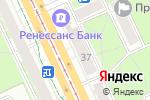 Схема проезда до компании Магазин джинсовой одежды в Перми