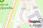 Схема проезда до компании Экспресс деньги в Перми