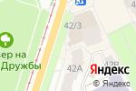 Схема проезда до компании Магазин цветов в Перми