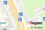 Схема проезда до компании Драгоценности Урала в Перми