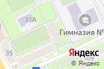Схема проезда до компании Fiesta-Dance в Перми