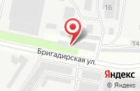 Схема проезда до компании Альянс-Агро в Перми
