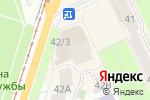 Схема проезда до компании Глобус в Перми