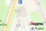 Схема проезда до компании Часы в Перми
