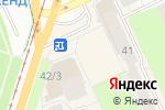 Схема проезда до компании Сластёна в Перми
