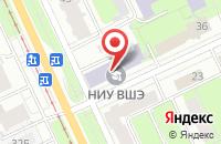 Схема проезда до компании Национальный исследовательский университет  в Перми