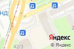 Схема проезда до компании Сладкоежка в Перми