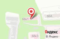 Схема проезда до компании Клиническая медсанчасть №1 в Перми