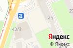 Схема проезда до компании Магазин мужской одежды в Перми