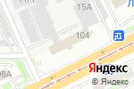 Схема проезда до компании Метеор в Перми