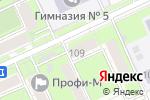 Схема проезда до компании Статус-Пермь в Перми