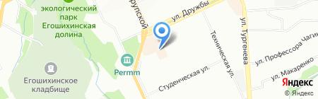 МолотОFF на карте Перми