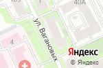 Схема проезда до компании Звёздочка в Перми