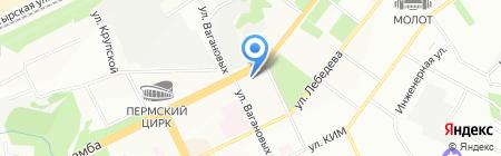 Maxxisport на карте Перми