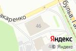 Схема проезда до компании Ваш Риэлтор в Перми