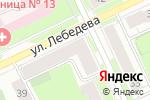 Схема проезда до компании АВТОСФЕРА в Перми