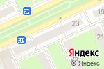 Схема проезда до компании БалконСтрой в Перми