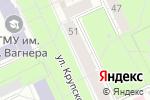 Схема проезда до компании Почтовое отделение №70 в Перми
