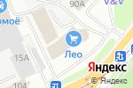 Схема проезда до компании Прокат инструмента в Перми