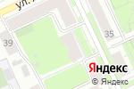 Схема проезда до компании Профи-М в Перми