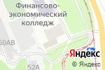 Схема проезда до компании Общежитие в Перми