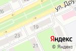 Схема проезда до компании ВельВет в Перми