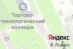 Схема проезда до компании Бигуди в Перми