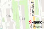 Схема проезда до компании УПРАВЛЯЮЩАЯ КОМПАНИЯ ПЕРМСКАЯ ИНДУСТРИЯ КАЧЕСТВА в Перми