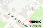 Схема проезда до компании OVi в Перми