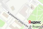 Схема проезда до компании Энерголюкс в Перми