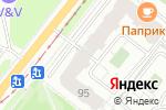 Схема проезда до компании НовоДом в Перми