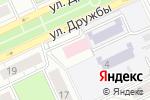 Схема проезда до компании Времечко в Перми