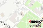 Схема проезда до компании Реммастер в Перми