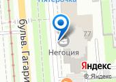 Компания ДВВК на карте